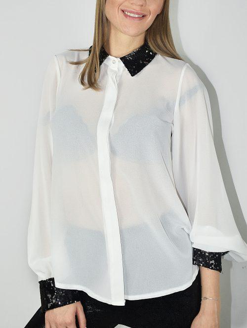 Blusa elegante