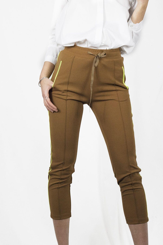 Pantalone coulisse in vita