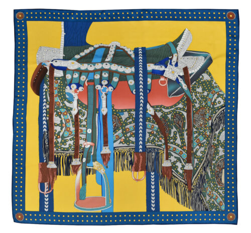 Foulard l foulard donna in pura seta fantasia multicolore