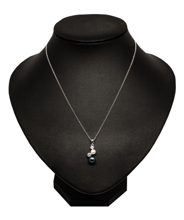 Ps110960n-2 collana in argento