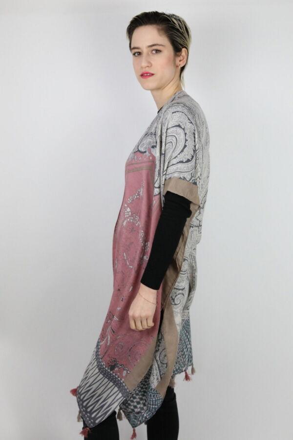 CLOTHES01 STOLA DONNA FOULARD CARDIGAN COPRISPALLE 2 1stAmerican elegante stola da donna foulard cardigan coprispalle
