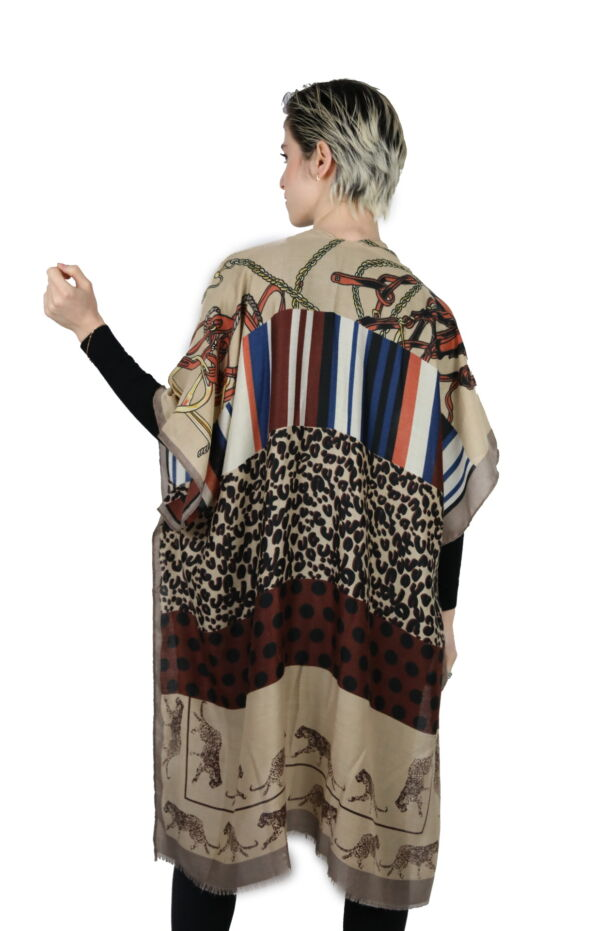 CLOTHES02 STOLA DONNA FOULARD CARDIGAN COPRISPALLE 1 1stAmerican elegante stola da donna foulard cardigan coprispalle
