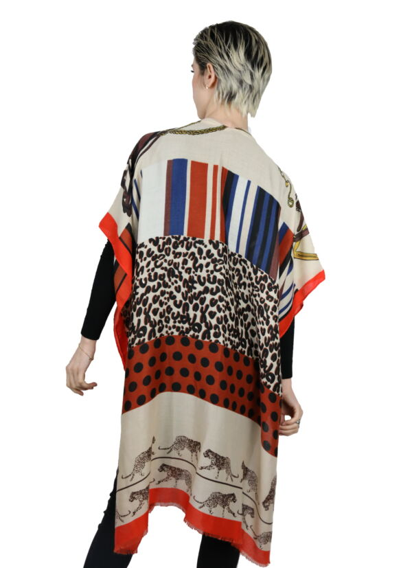 CLOTHES03 STOLA DONNA FOULARD CARDIGAN COPRISPALLE 1 1stAmerican elegante stola da donna foulard cardigan coprispalle