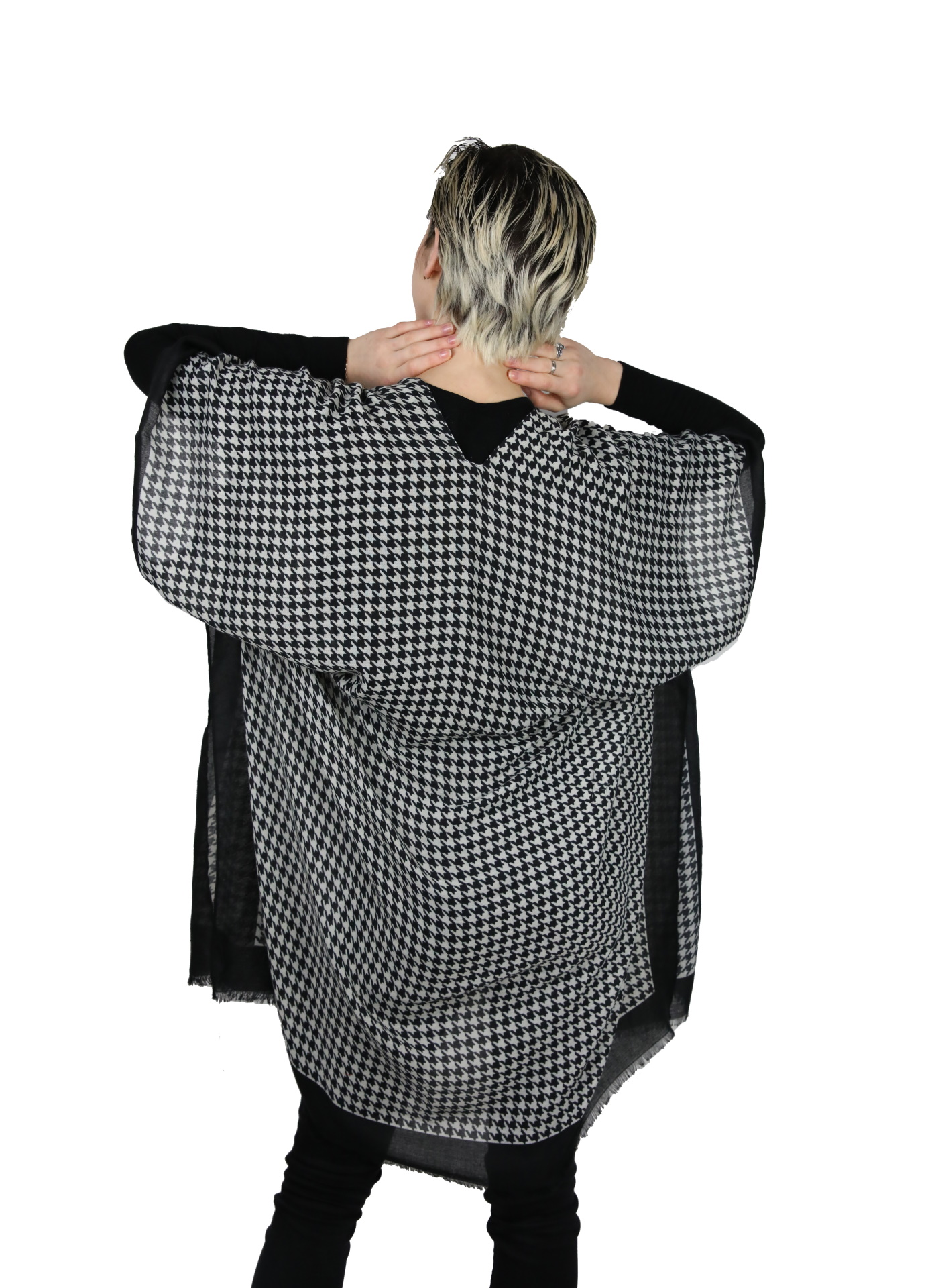 CLOTHES04 STOLA DONNA FOULARD CARDIGAN COPRISPALLE 1 1stAmerican elegante stola da donna foulard cardigan coprispalle