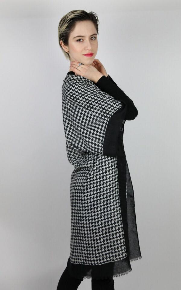 CLOTHES04 STOLA DONNA FOULARD CARDIGAN COPRISPALLE 3 1stAmerican elegante stola da donna foulard cardigan coprispalle