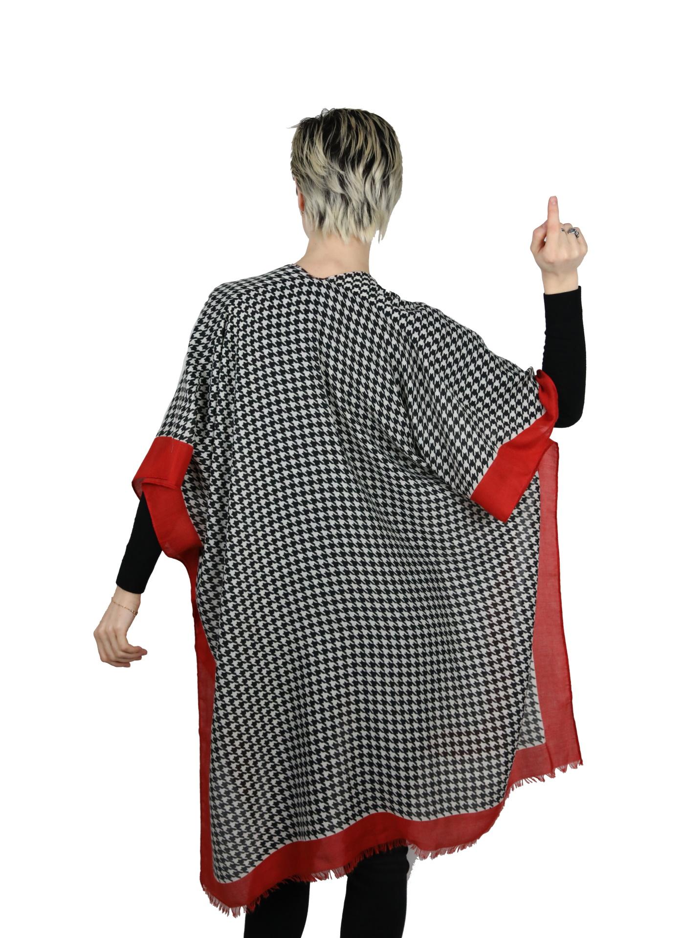CLOTHES05 STOLA DONNA FOULARD CARDIGAN COPRISPALLE 1 1stAmerican elegante stola da donna foulard cardigan coprispalle