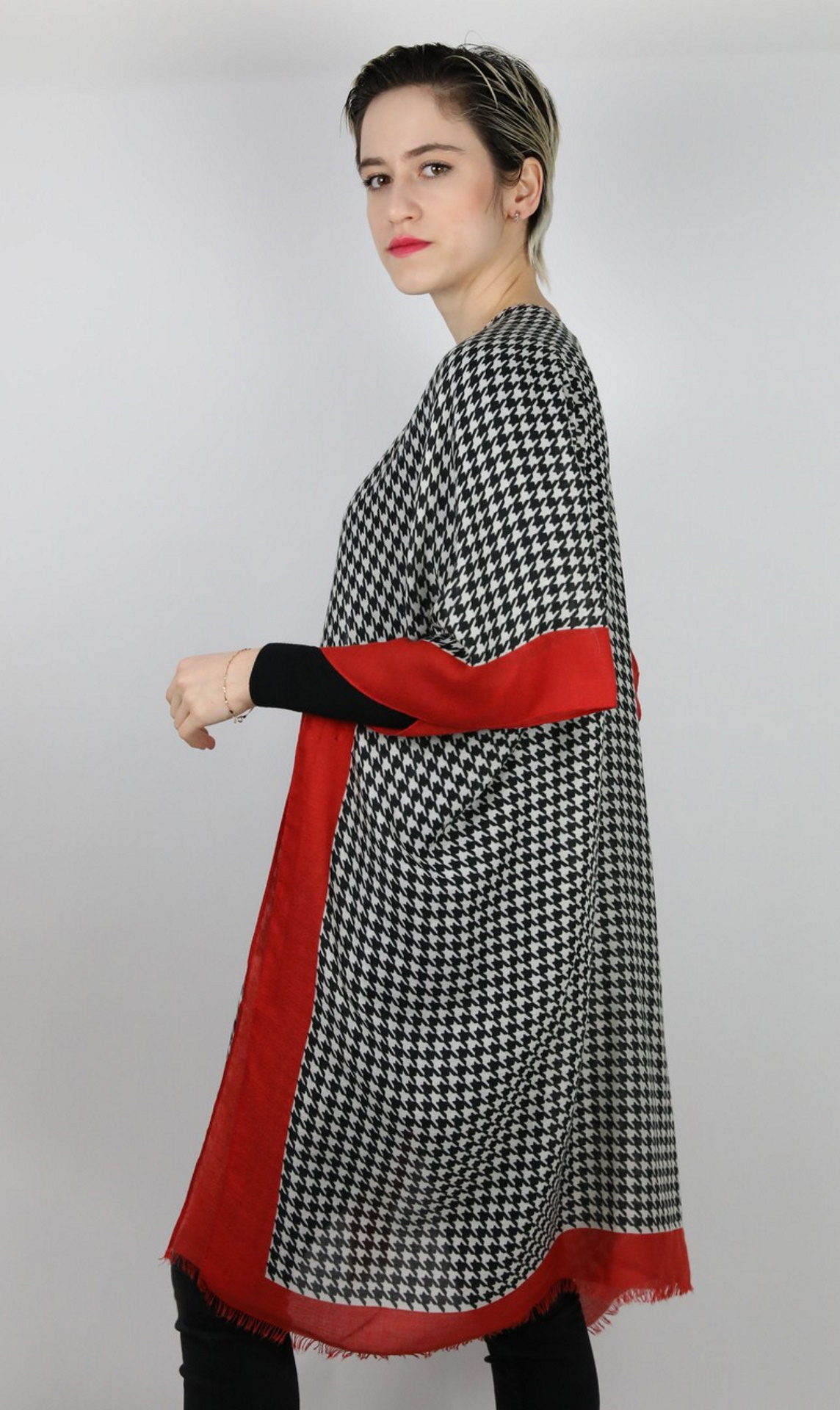 CLOTHES05 STOLA DONNA FOULARD CARDIGAN COPRISPALLE 2 1stAmerican elegante stola da donna foulard cardigan coprispalle