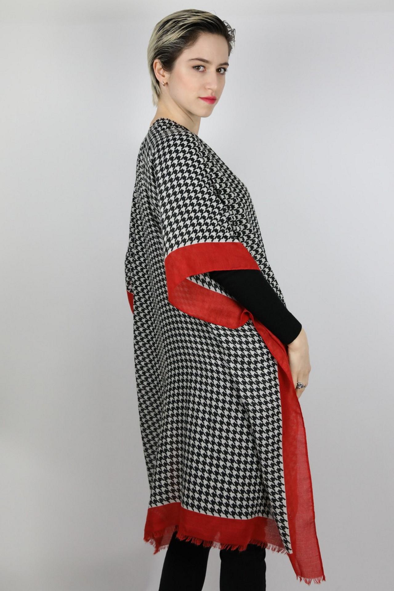 CLOTHES05 STOLA DONNA FOULARD CARDIGAN COPRISPALLE 3 1stAmerican elegante stola da donna foulard cardigan coprispalle