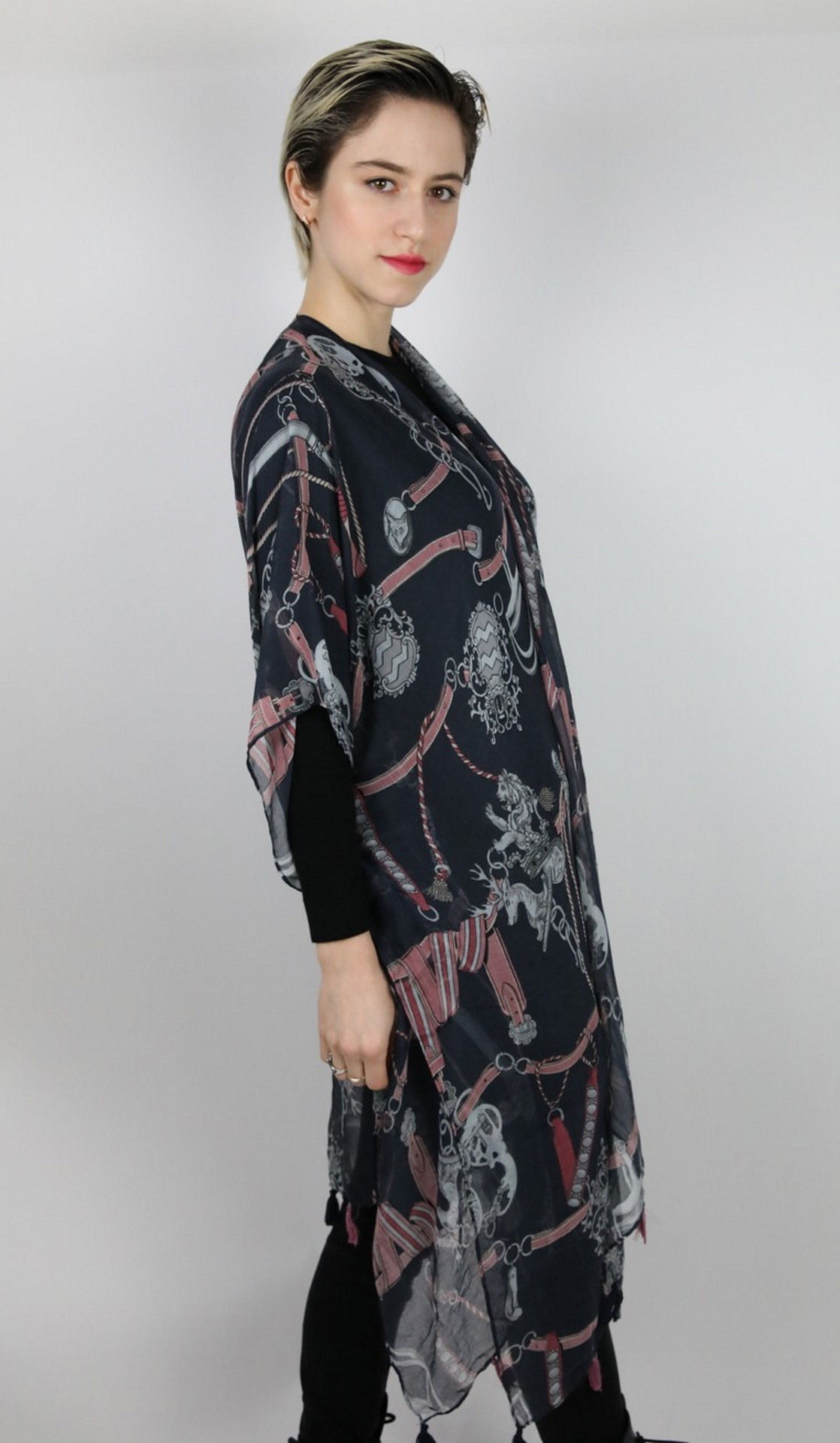 CLOTHES09 STOLA DONNA FOULARD CARDIGAN COPRISPALLE 3 1stAmerican elegante stola da donna foulard cardigan coprispalle
