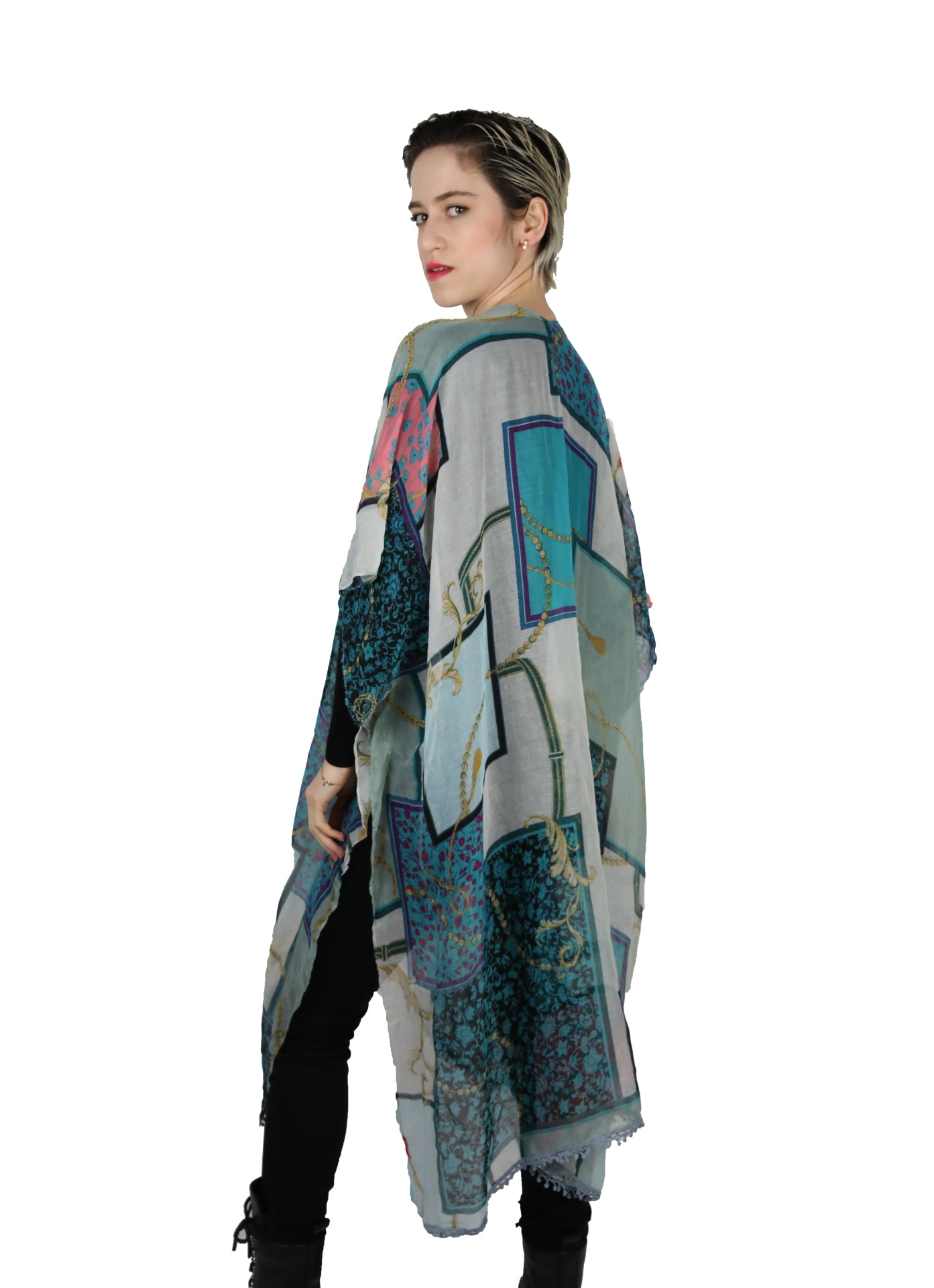 CLOTHES10 STOLA DONNA FOULARD CARDIGAN COPRISPALLE 1 1stAmerican elegante stola da donna foulard cardigan coprispalle