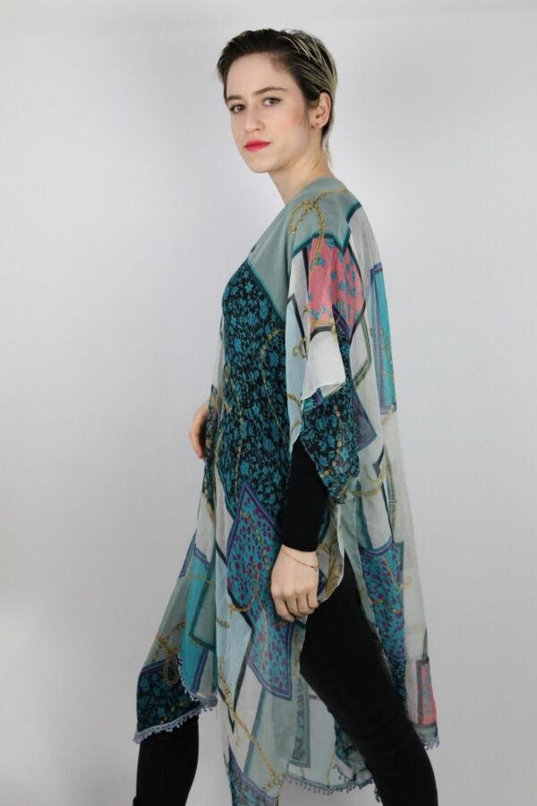 CLOTHES10 STOLA DONNA FOULARD CARDIGAN COPRISPALLE 2 1stAmerican elegante stola da donna foulard cardigan coprispalle