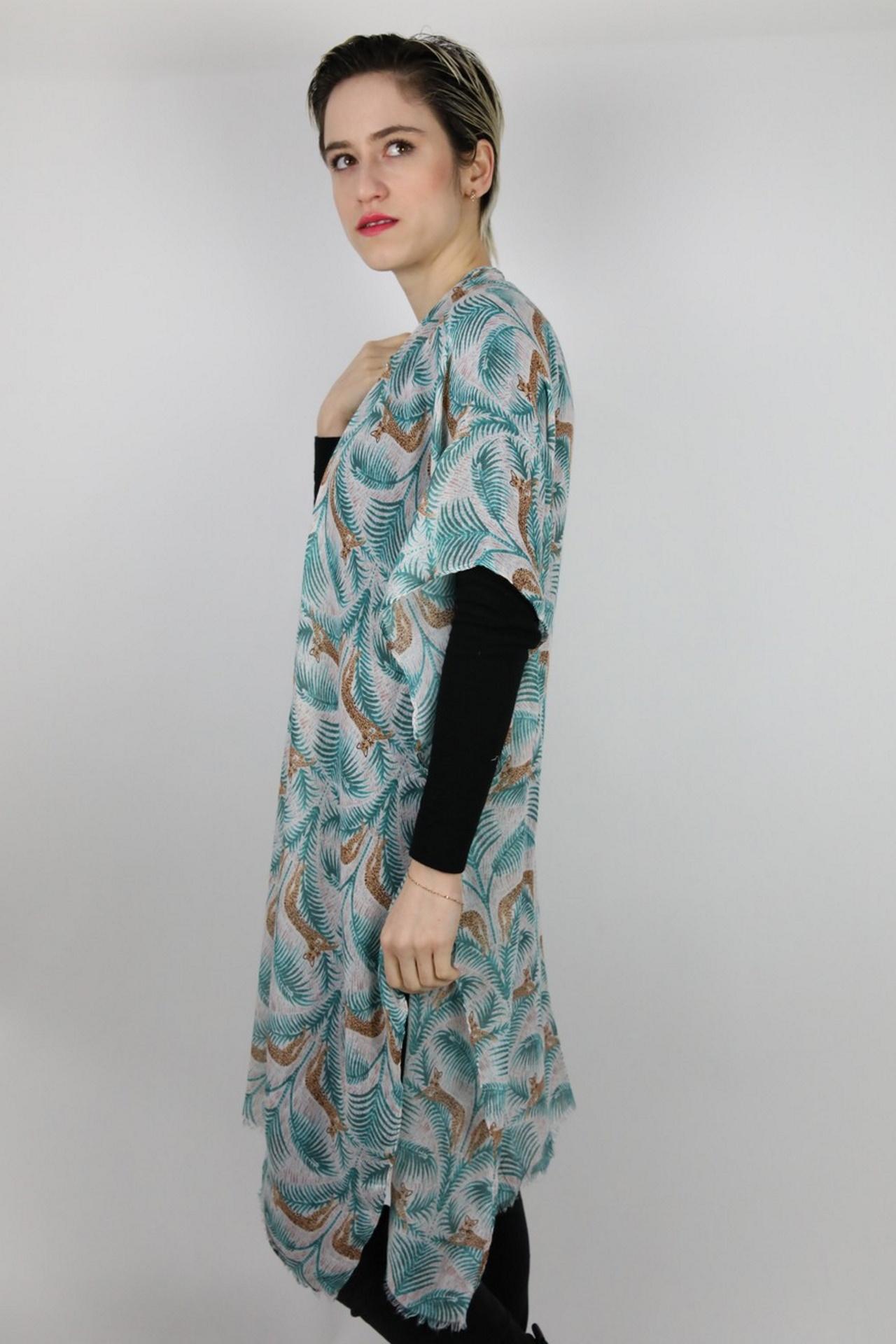 CLOTHES11 STOLA DONNA FOULARD CARDIGAN COPRISPALLE 2 1stAmerican elegante stola da donna foulard cardigan coprispalle