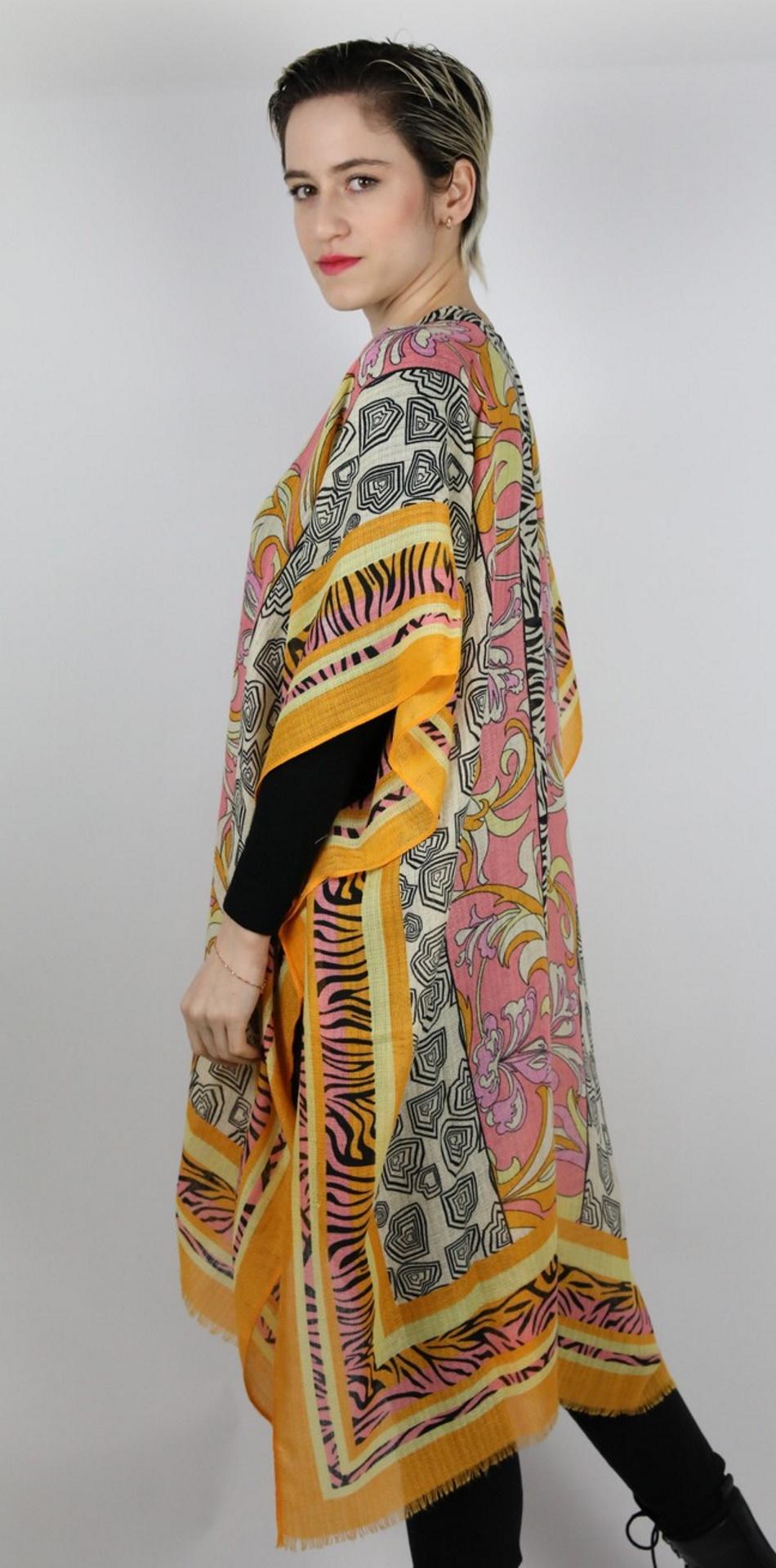 CLOTHES12 STOLA DONNA FOULARD CARDIGAN COPRISPALLE 2 1stAmerican elegante stola da donna foulard cardigan coprispalle