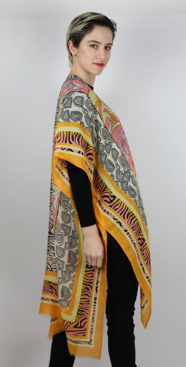 CLOTHES12 STOLA DONNA FOULARD CARDIGAN COPRISPALLE 3 1stAmerican elegante stola da donna foulard cardigan coprispalle