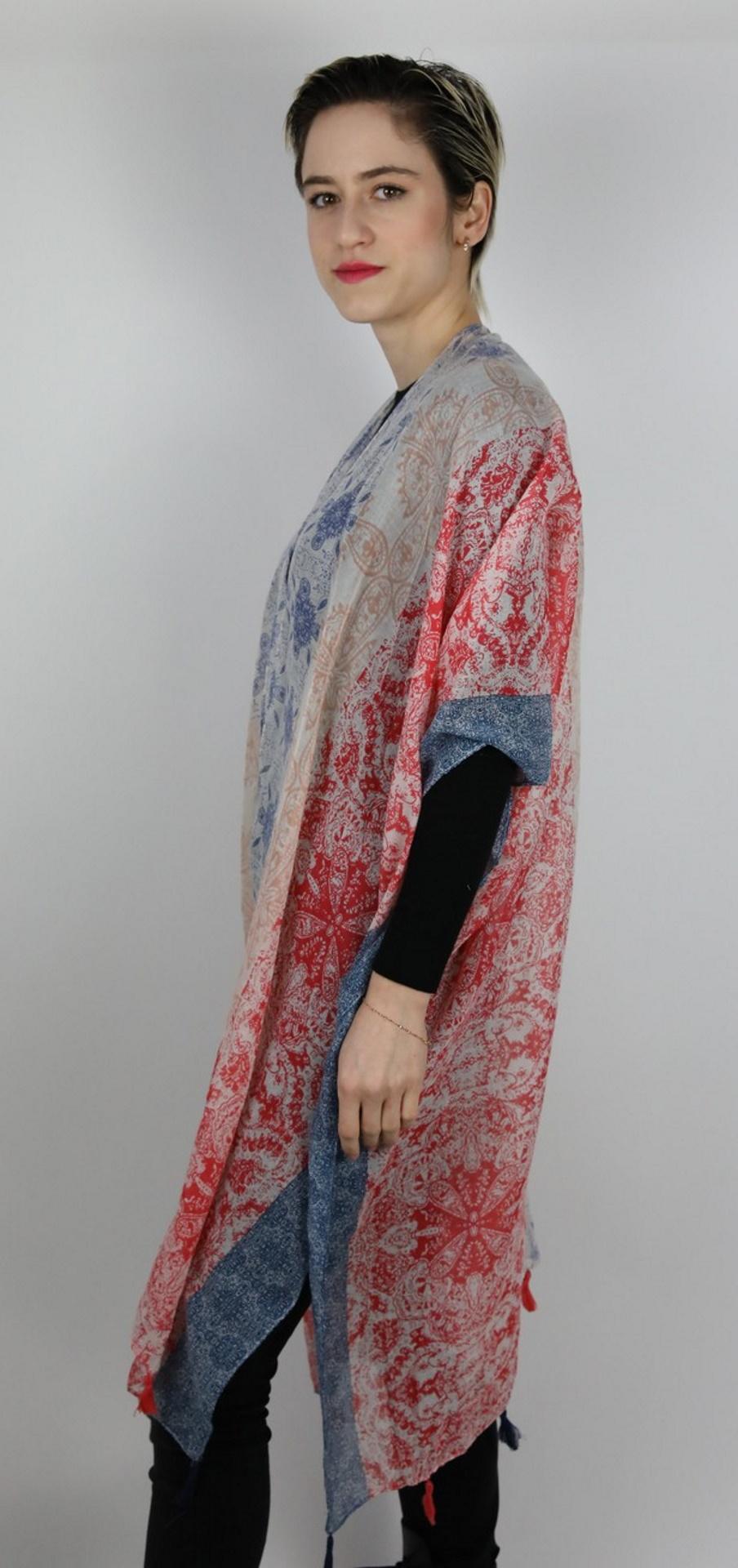 CLOTHES14 STOLA DONNA FOULARD CARDIGAN COPRISPALLE 2 1stAmerican elegante stola da donna foulard cardigan coprispalle