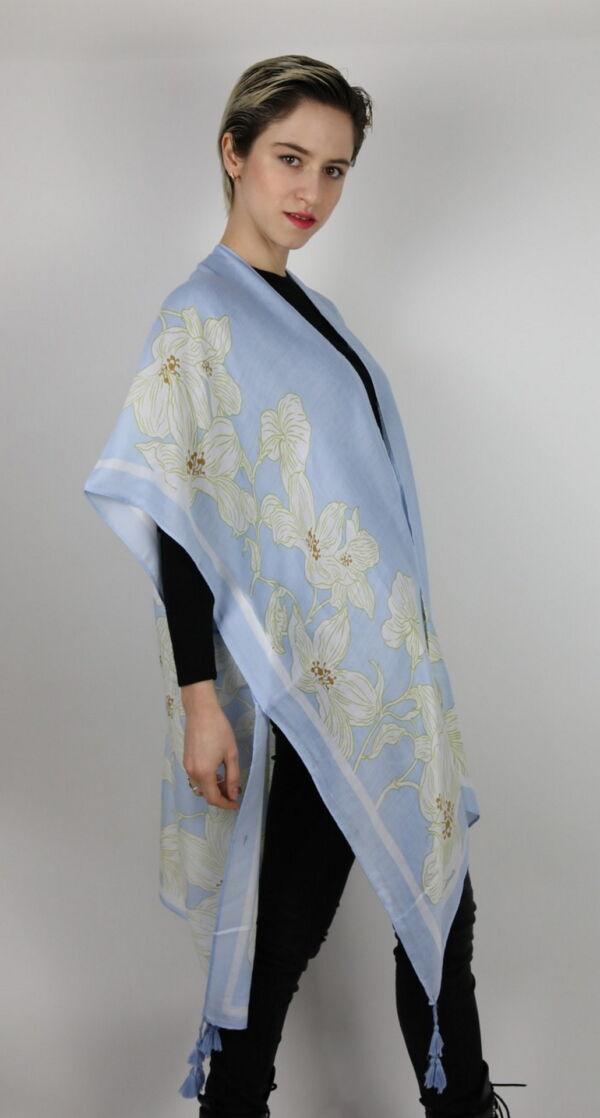 CLOTHES15 STOLA DONNA FOULARD CARDIGAN COPRISPALLE 3 1stAmerican elegante stola da donna foulard cardigan coprispalle