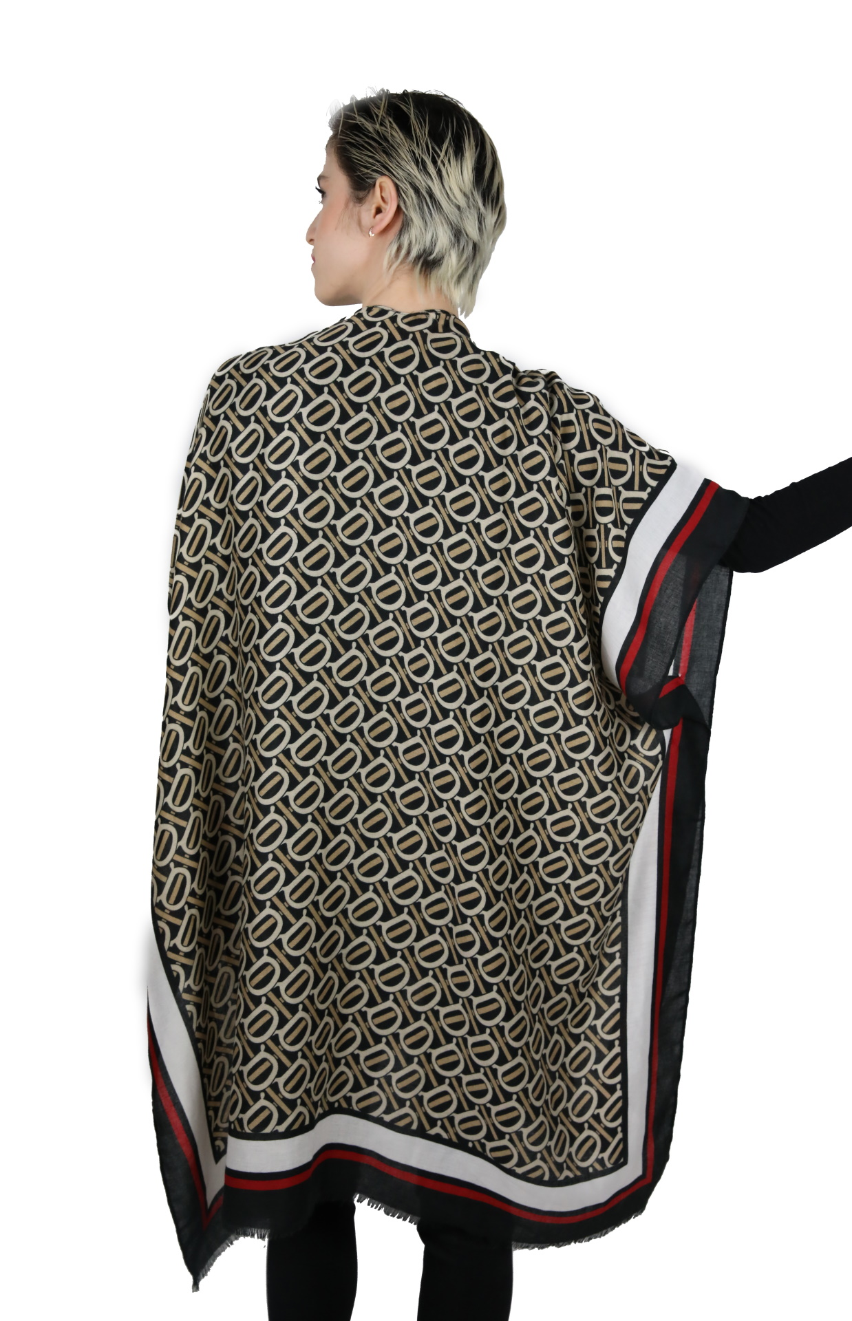 CLOTHES16 STOLA DONNA FOULARD CARDIGAN COPRISPALLE 1 1stAmerican elegante stola da donna foulard cardigan coprispalle