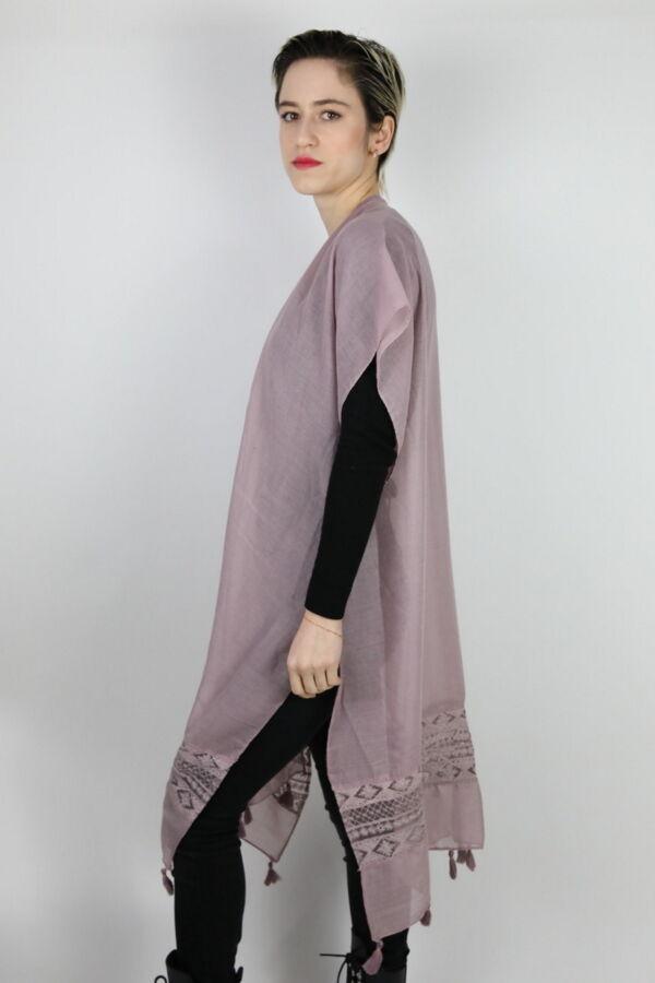 CLOTHES172 STOLA DONNA FOULARD CARDIGAN COPRISPALLE 2 1stAmerican elegante stola da donna foulard cardigan coprispalle