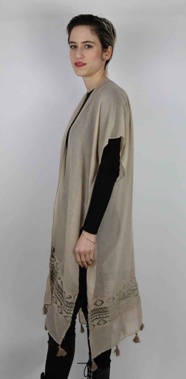 CLOTHES173 STOLA DONNA FOULARD CARDIGAN COPRISPALLE 2 1stAmerican elegante stola da donna foulard cardigan coprispalle