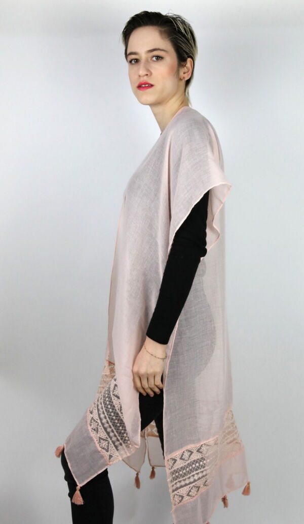 CLOTHES174 STOLA DONNA FOULARD CARDIGAN COPRISPALLE 2 1stAmerican elegante stola da donna foulard cardigan coprispalle