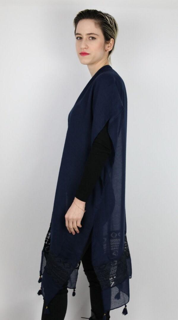 CLOTHES176 STOLA DONNA FOULARD CARDIGAN COPRISPALLE 2 1stAmerican elegante stola da donna foulard cardigan coprispalle