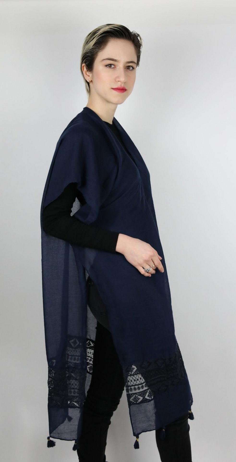 CLOTHES176 STOLA DONNA FOULARD CARDIGAN COPRISPALLE 3 1stAmerican elegante stola da donna foulard cardigan coprispalle
