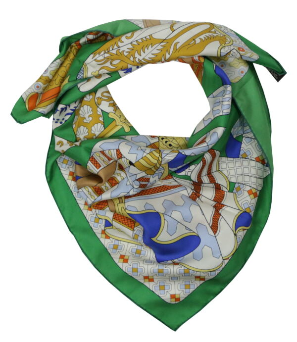 FOULARD A FOULARD SCIARPA DONNA 100 SETA 90CMX90CM 1 1stAmerican foulard/sciarpa 100% seta da donna 90cmx90cm