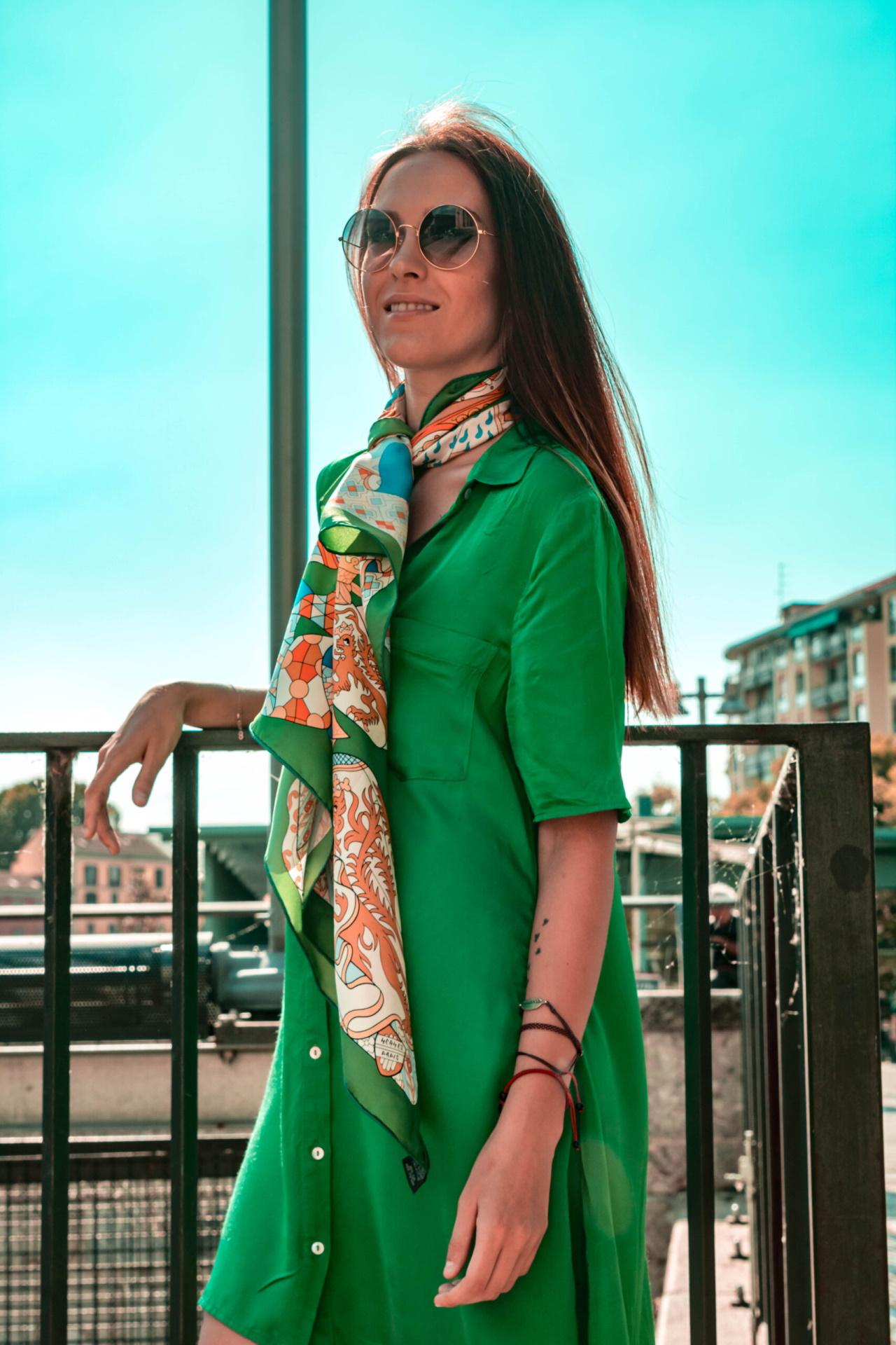 FOULARD A FOULARD SCIARPA DONNA 100 SETA 90CMX90CM 3 1stAmerican foulard/sciarpa 100% seta da donna 90cmx90cm