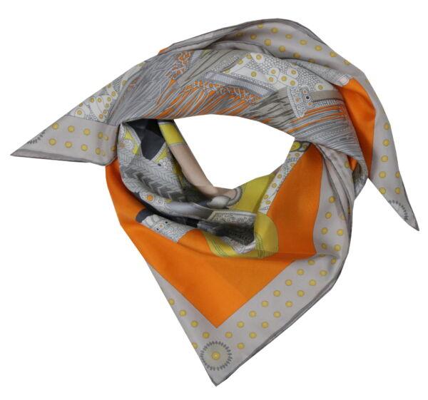FOULARD C FOULARD SCIARPA DONNA 100 SETA 90CMX90CM 1 1stAmerican foulard/sciarpa 100% seta da donna 90cmx90cm