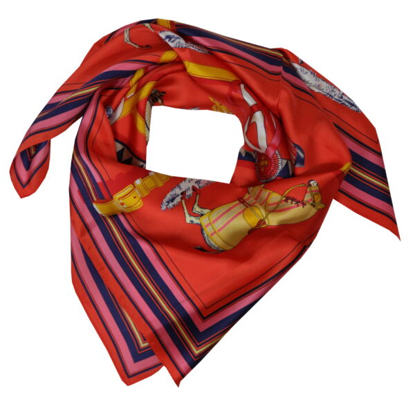 FOULARD D FOULARD SCIARPA DONNA 100 SETA 90CMX90CM 1 1stAmerican foulard/sciarpa 100% seta da donna 90cmx90cm