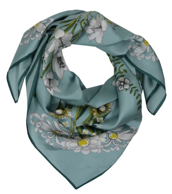 FOULARD E FOULARD SCIARPA DONNA 100 SETA 90CMX90CM 1 1stAmerican foulard/sciarpa 100% seta da donna 90cmx90cm