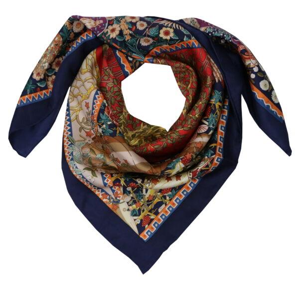 FOULARD F FOULARD SCIARPA DONNA 100 SETA 90CMX90CM 1 1stAmerican foulard/sciarpa 100% seta da donna 90cmx90cm