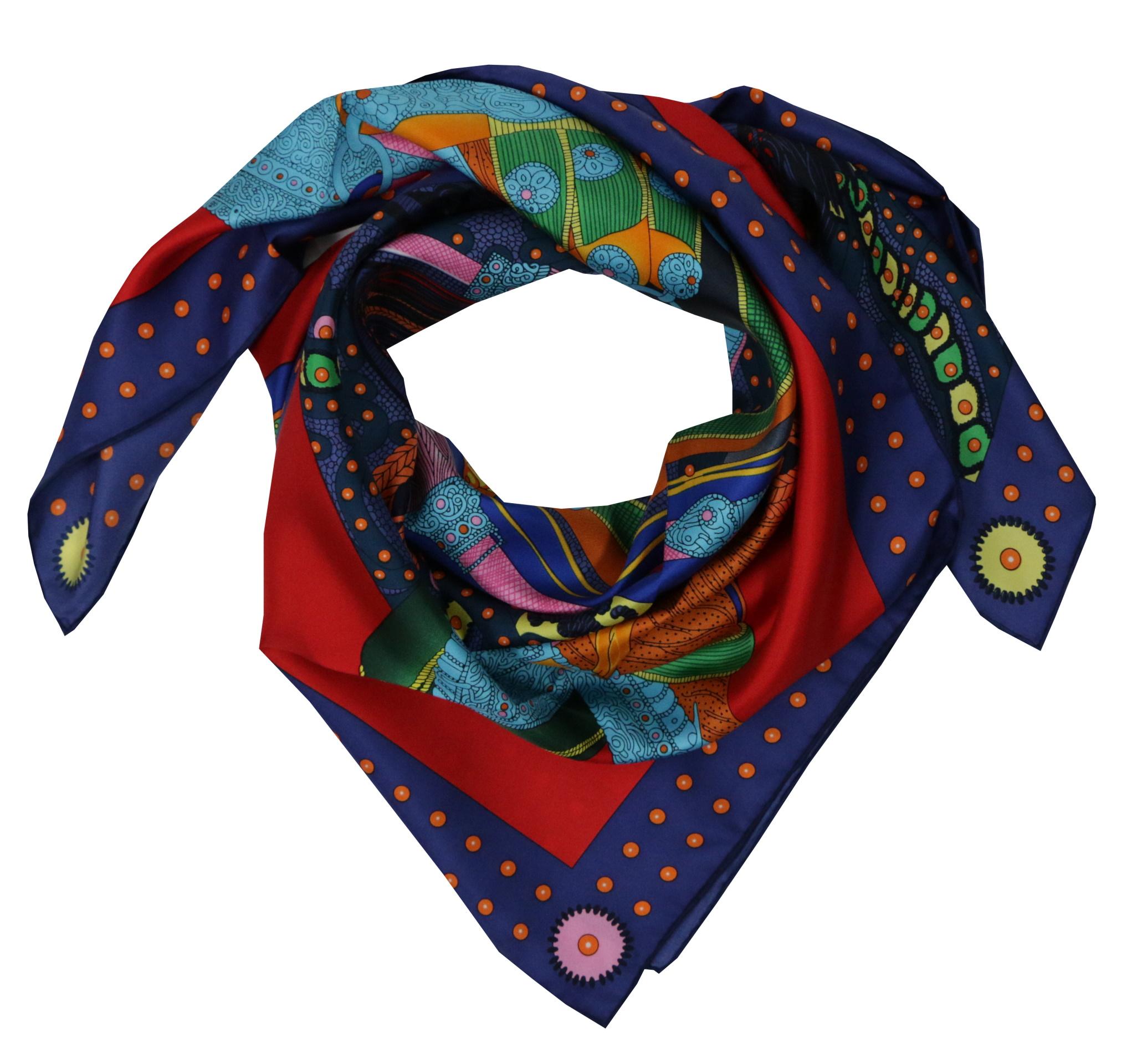 FOULARD I FOULARD SCIARPA DONNA 100 SETA 90CMX90CM 1 1stAmerican foulard/sciarpa 100% seta da donna 90cmx90cm