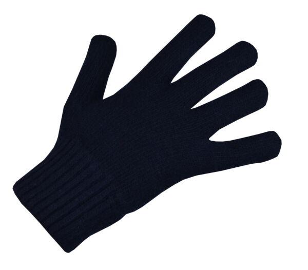 GLOVESMIXDARIO BLU GUANTI UOMO IN CASHMERE E LANA 2 1stAmerican guanti in lana e cashmere da uomo Made in Italy - caldi guanti invernali