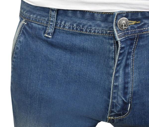 GLOW JEANS UOMO MODELLO CHINO BLU DENIM 3 1st american jeans modello chino uomo colore blu denim - 99% cotton 1% elastan denim 10oz