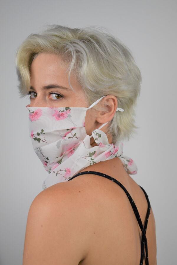 L01 FOULARD DONNA SCIARPA COPRIVISO ANTIVENTO 2 1stAmerican foulard da donna sciarpa copriviso antivento