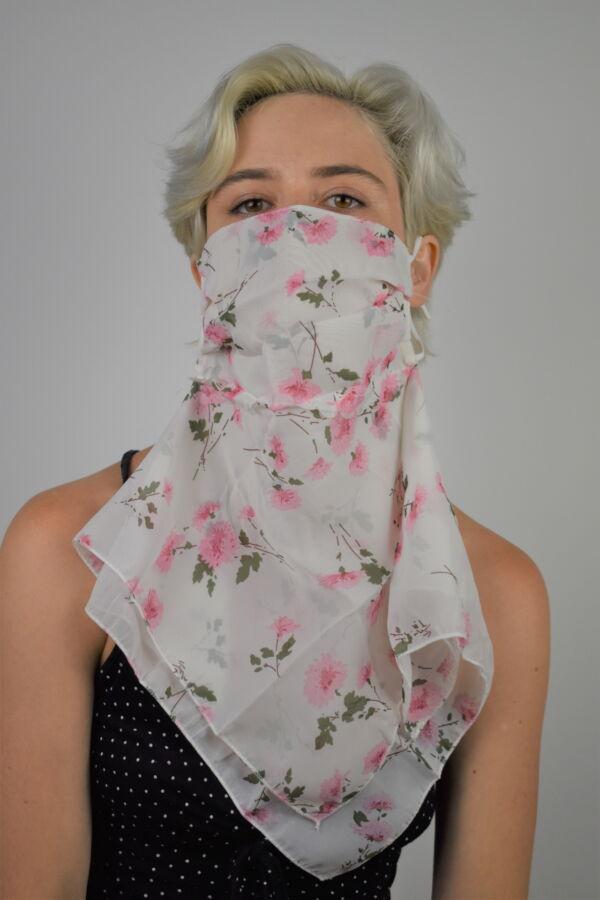 L01 FOULARD DONNA SCIARPA COPRIVISO ANTIVENTO 3 1stAmerican foulard da donna sciarpa copriviso antivento