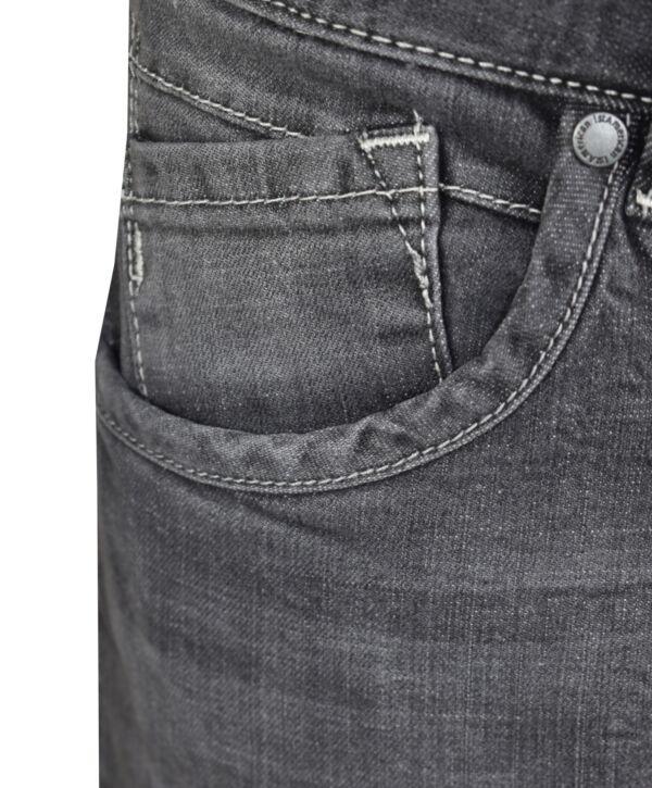 LEO JEANS UOMO 5 TASCHE GRIGIO CHIARO 2 1st american jeans fashion 5 tasche uomo colore grigio chiaro - 99% cotton 1% elastan denim 1150 oz