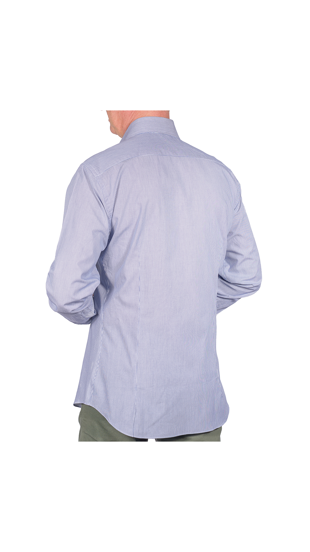 LUXURYJT0076 CAMICIA UOMO DOPPIO RITORTO MANICA LUNGA 2 1stAmerican camicia elegante da uomo in collo classico 100% cotone alta qualità doppio ritorto manica lunga – camicia sartoriale regular fit