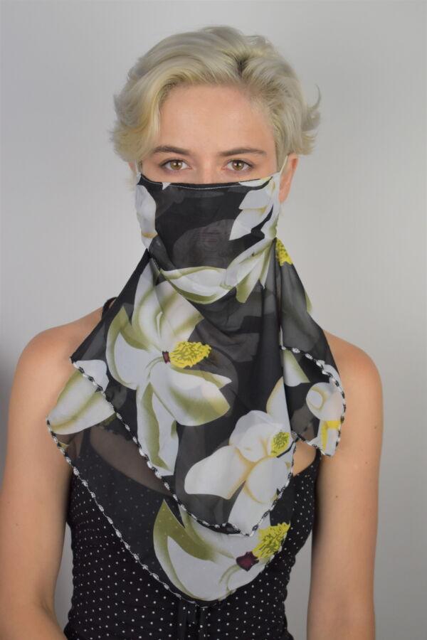 N01 FOULARD DONNA SCIARPA COPRIVISO ANTIVENTO 2 1stAmerican foulard da donna sciarpa copriviso antivento