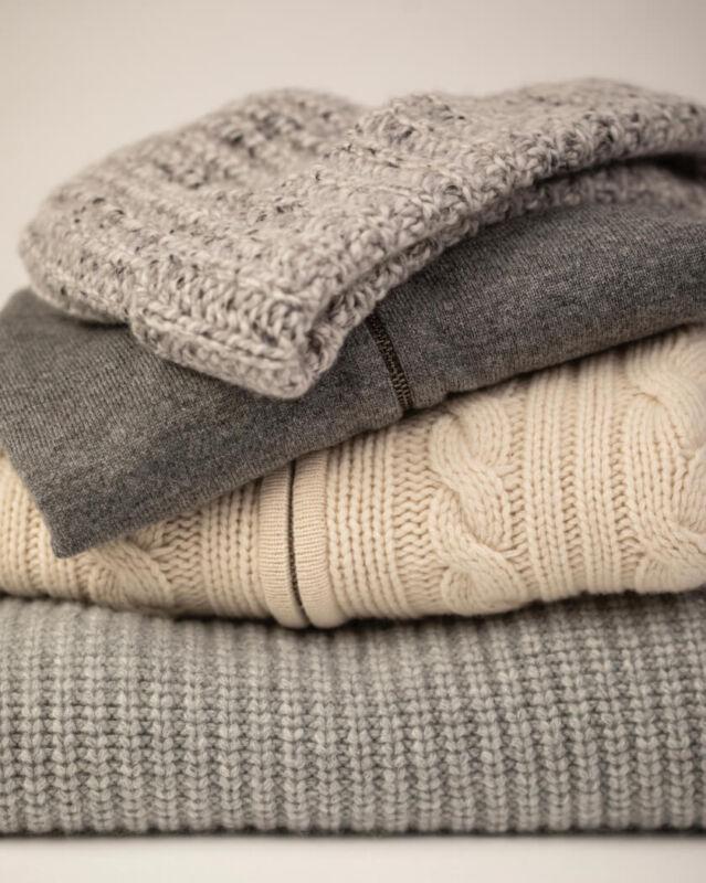 Verso l'autunno: 8 Modi di indossare il cashmere